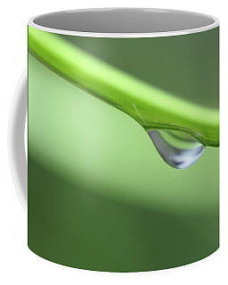 Coffee Mug featuring the photograph Water Droplet II by Richard Rizzo