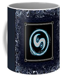 Water Emblem Sigil Coffee Mug