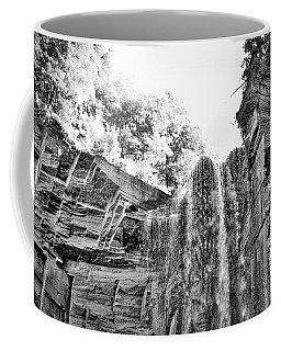 Water Falls Coffee Mug