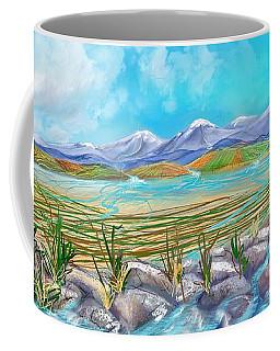 Water For Irrigation  Coffee Mug
