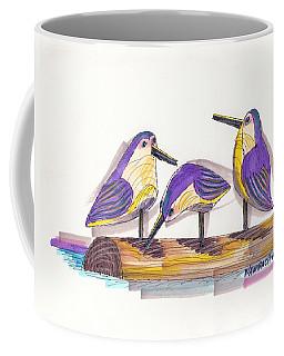 Water Fowl Motif #2 Coffee Mug