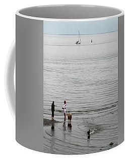 Water Fun Coffee Mug by John Scates
