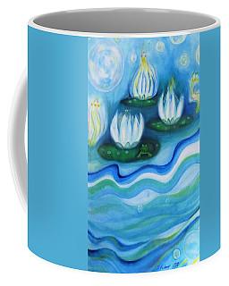 Water Garden Coffee Mug