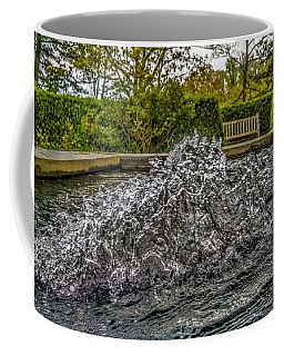 Water In Motion Coffee Mug