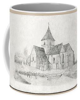 Water Inlet At Church Coffee Mug