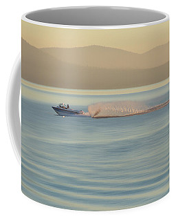 Water Like Glass Coffee Mug