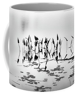 Water Lilies Coffee Mug by Catherine Alfidi