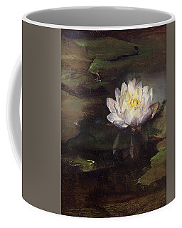 Water Lilly Coffee Mug