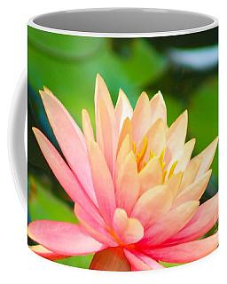 Floating Water Lily  Coffee Mug