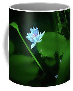 Water Lily N Pond Coffee Mug