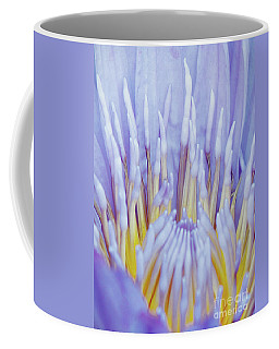 Water Lily Nature Fingers Coffee Mug