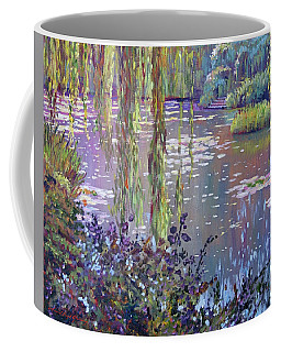 Water Lily Pond Giverny Coffee Mug