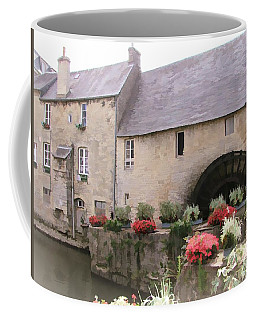 Water Mill - Bayeux - Normandy Coffee Mug