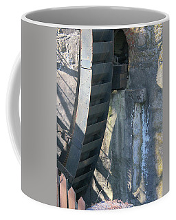 Coffee Mug featuring the photograph Water Mill by Melinda Blackman