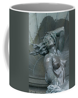 Water Nymph Coffee Mug