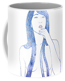 Water Nymph C Coffee Mug