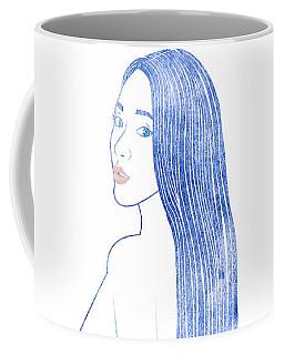 Water Nymph Ci Coffee Mug