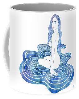 Water Nymph Cii Coffee Mug