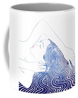Water Nymph Lxxix Coffee Mug