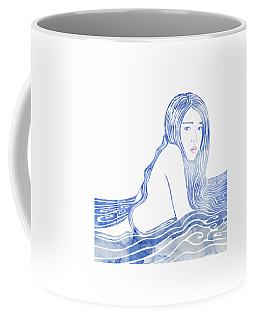 Water Nymph Lxxvi Coffee Mug