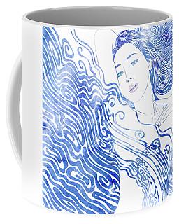Water Nymph Lxxviii Coffee Mug