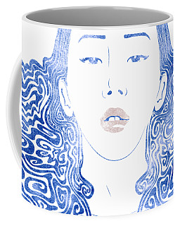 Water Nymph Lxxx Coffee Mug