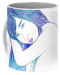 Water Nymph Lxxxii Coffee Mug