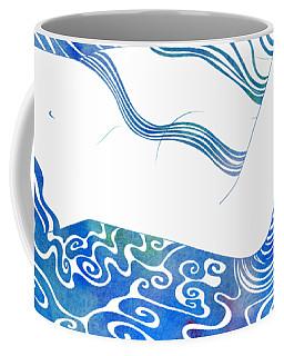 Water Nymph Lxxxiii Coffee Mug