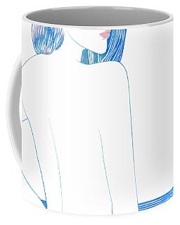 Water Nymph Lxxxiv Coffee Mug