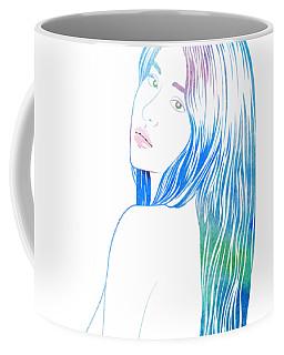 Water Nymph Lxxxv Coffee Mug