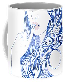 Water Nymph Xcvi Coffee Mug