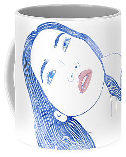 Water Nymph Xcvii Coffee Mug