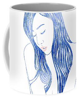 Water Nymph Xcviii Coffee Mug