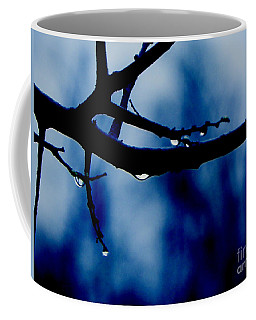 Water On Branch Coffee Mug by Craig Walters