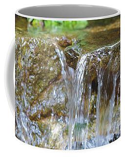 Water On The Rocks Coffee Mug