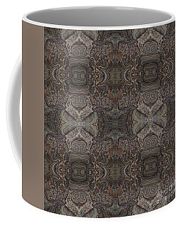 Water Pattern Coffee Mug