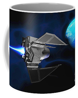 Water Planet Coffee Mug