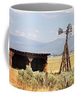 Water Pumping Windmill Coffee Mug