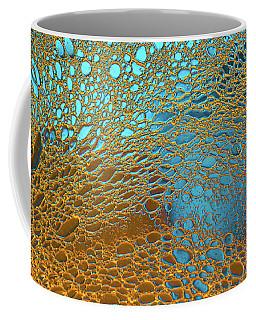 Water Reef Abstract Coffee Mug