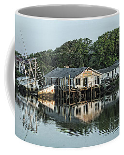 Water Reflection  Coffee Mug