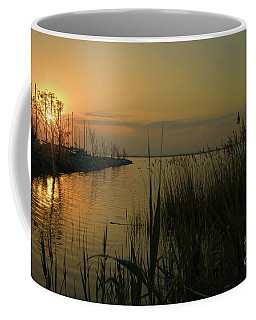 Water Reflections Coffee Mug by Diana Mary Sharpton