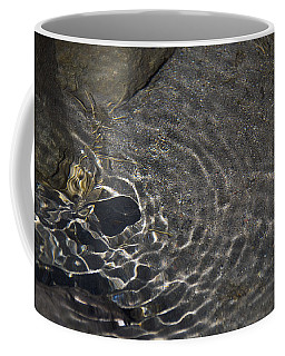 Coffee Mug featuring the photograph Black Hole by Yulia Kazansky