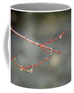 Water Sparkle Coffee Mug