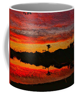 Winter Sunrise I Coffee Mug