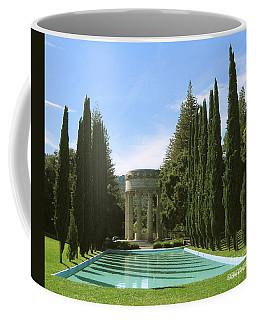 Water Temple And Pool - California Coffee Mug