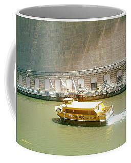 Water Texi Coffee Mug