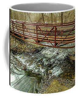 Water Under The Bridge Coffee Mug