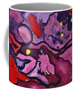Watercolor Abstraction Coffee Mug
