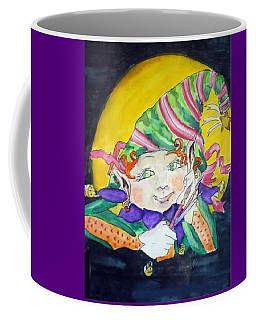 Elfin Artist Coffee Mug