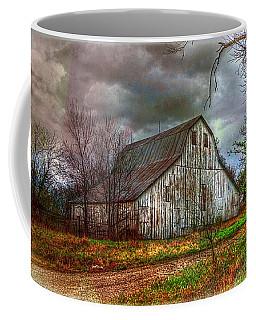 Watercolor Barn 2 Coffee Mug by Karen McKenzie McAdoo